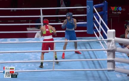 TRỰC TIẾP Olympic ngày 25/7: Võ sĩ Việt Nam lên sàn, đấu võ sĩ Bulgaria