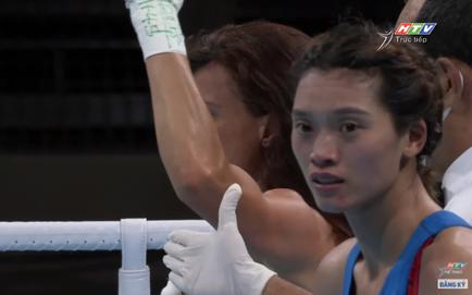 TRỰC TIẾP Olympic ngày 25/7: Võ sĩ Việt Nam đầy nỗ lực, nhưng vẫn thất bại đáng tiếc