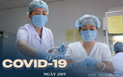 Việt Nam ghi nhận thêm 233 ca tử vong do Covid-19 trong 7 ngày. 240 ca dương tính ở TT điều dưỡng bệnh tâm thần Thủ Đức