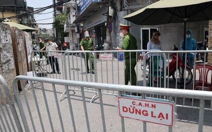 Công điện Thủ tướng: 19 tỉnh thành phía Nam tiếp tục giãn cách theo Chỉ thị 16; Hà Nội: Cách ly phường Chương Dương 14 ngày
