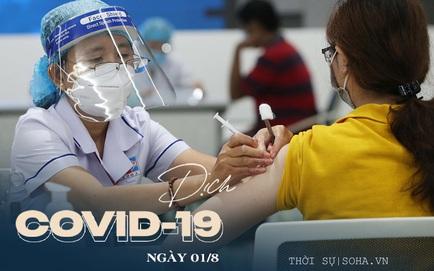Một cán bộ Đà Nẵng xô xát với nữ nhân viên lấy mẫu xét nghiệm COVID-19. TP.HCM cơ bản kiểm soát được các ca lây lan mới