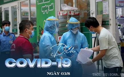 Công nhân '3 tại chỗ' ở Đồng Nai trốn về nhà trọ khi chưa xét nghiệm. Khánh Hòa, Bình Dương xin tiêm thử nghiệm vắc xin Nano Covax