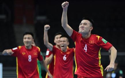 """CHẤN ĐỘNG: Khiến đối thủ hạng 15 thế giới """"nếm đòn"""", Việt Nam oai hùng viết nên lịch sử"""