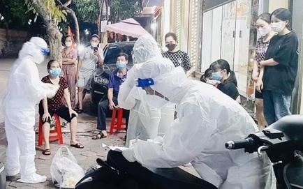 Ca mắc Covid-19 cộng đồng mới ở Hà Nội có 21 F1. Nhiều bệnh nhân Covid-19 ở TP.HCM bị trầm cảm, sốc tinh thần
