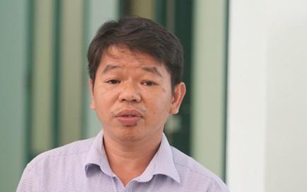 """Tổng GĐ Nhà máy nước sông Đà thừa nhận có vết dầu loang và nói """"không bưng bít thông tin"""""""