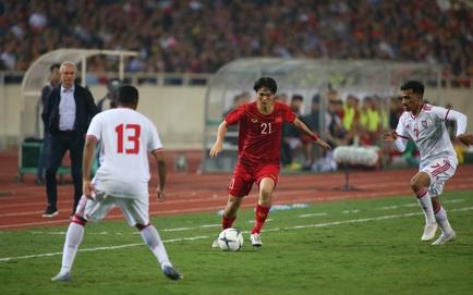 Xem TRỰC TIẾP Việt Nam 0-0 UAE: UAE bất ngờ nhận thẻ đỏ