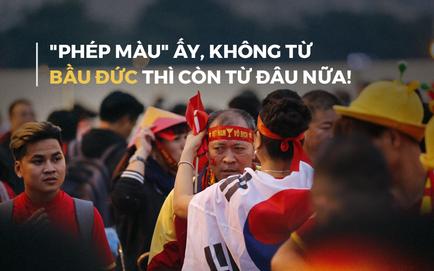 Đem thầy Park về, bầu Đức trao cho bóng đá Việt Nam hơn cả một mỏ vàng