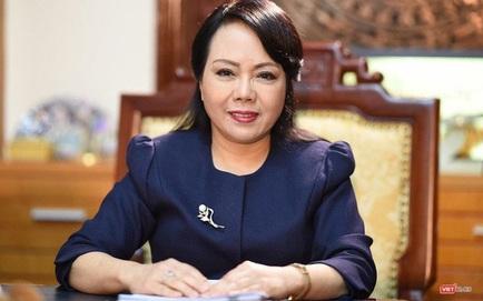Quốc hội chính thức phê chuẩn miễn nhiệm Bộ trưởng Y tế Nguyễn Thị Kim Tiến