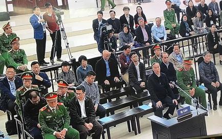 Xét xử 2 cựu bộ trưởng liên quan vụ AVG: Bị cáo Nguyễn Bắc Son có ý thức khắc phục nhưng gia đình không hợp tác nộp tiền