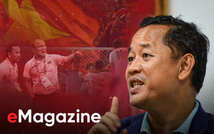 Trợ lý ngôn ngữ Lê Huy Khoa: Ông Park từng phát bực vì sự im lặng của cầu thủ Việt Nam