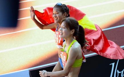 TRỰC TIẾP SEA Games ngày 8/12: Điền kinh Việt Nam giành liên tiếp 2 HCV
