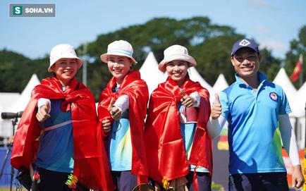 """TRỰC TIẾP SEA Games ngày 8/12: Đón """"cơn mưa vàng"""", Việt Nam tạm thời bỏ xa Thái Lan"""