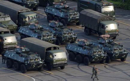 Đại sứ TQ nói gì về khả năng quân đội dùng đạn thật với người biểu tình nếu được triển khai tới Hồng Kông?