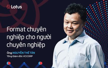 Chính thức ra mắt Lotus - Mạng xã hội của người Việt!