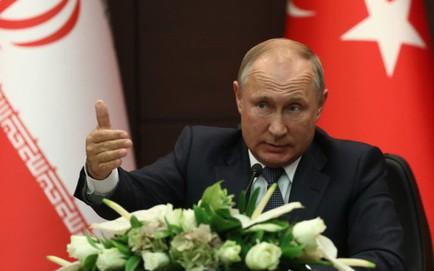 """Nga sẽ giúp nếu Ả Rập Saudi chịu chi tiền mua S-300, S-400: TT Putin """"nói kháy"""" Mỹ, quan chức Iran cười sảng khoái?"""