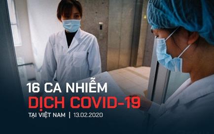 Bệnh nhân thứ 16 dương tính với Covid-19 là bố đẻ của nữ công nhân Vĩnh Phúc về từ Vũ Hán
