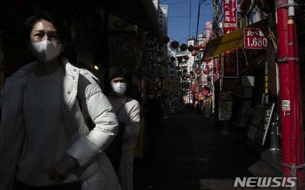 """Nhật Bản có nguy cơ thành """"tâm điểm"""" mới trong dịch Covid-19: Xác nhận thêm 22 ca dương tính virus corona trong nước"""