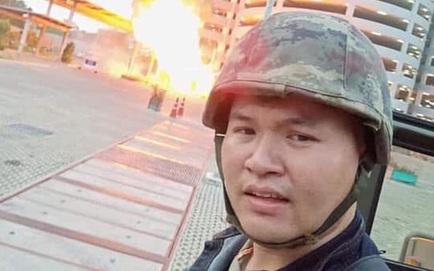 NÓNG: Thượng sĩ Thái Lan livestream xả súng giết 17 người, giữ con tin, cảnh sát và quân đội tới hiện trường