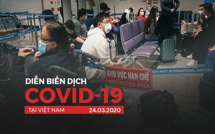[Dịch Covid-19 ngày 24/3]: Phòng gym, salon làm tóc, nhà hàng ở Sài Gòn đóng cửa từ 18h hôm nay - 6 nhóm giải pháp hỗ trợ DN, NLĐ trước dịch bệnh