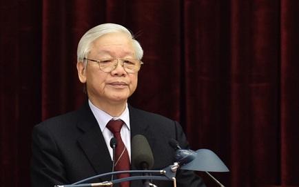 Tổng Bí thư, Chủ tịch nước Nguyễn Phú Trọng kêu gọi toàn dân chung sức thắng đại dịch Covid-19