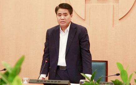 """Chủ tịch Hà Nội nói """"phần nào nhẹ nhõm"""" khi nghe thông tin về nhân viên Công ty Trường Sinh ở Bạch Mai"""