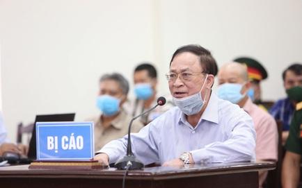 Xét xử cựu thứ trưởng Bộ Quốc phòng Nguyễn Văn Hiến cùng đồng phạm: Không đủ căn cứ xác định số tiền thiệt hại hơn 20 tỷ