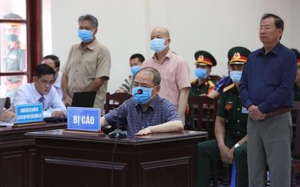 """Đô đốc Nguyễn Văn Hiến bị đề nghị 3-4 năm tù; Út """"trọc"""" bị đề nghị 20 năm tù về tội Lừa đảo chiếm đoạt tài sản"""