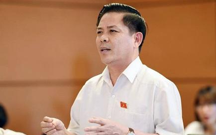 Vì sao Bộ trưởng GTVT Nguyễn Văn Thể tự nhận nghiêm khắc phê bình rút kinh nghiệm?