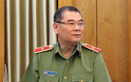 Tướng Tô Ân Xô: Công an làm việc với Công ty Tenma để làm rõ nghi vấn hối lộ 5,4 tỷ đồng