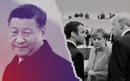 Mỹ, châu Âu rối ren vì Covid, TQ tung luật an ninh Hồng Kông, sẵn sàng soán ngôi số 1