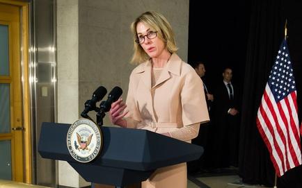 Mỹ gửi Công hàm đến LHQ, gọi yêu sách của Trung Quốc ở Biển Đông phi pháp và nguy hiểm