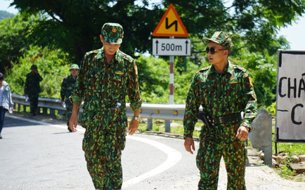 PGĐ Công an Đà Nẵng: Triệu Quân Sự có thể đã trốn khỏi đèo Hải Vân, CA chuyển chiến lược truy bắt