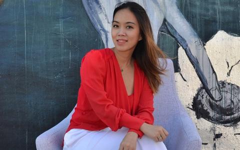 """Võ Vũ Thùy My: Từ ca sỹ trở thành lãnh đạo thành công tại Mỹ, cô gái Việt  khẳng định: """"Nếu học xong mà về Việt Nam luôn, thứ cầm theo chỉ"""
