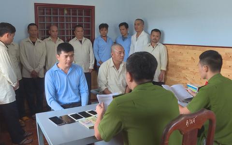 Triệt phá đường dây cá độ bóng đá trên mạng hơn 4.000 tỷ đồng ở Đắk Lắk
