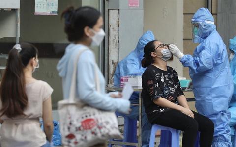 Ngày 2/10, Hà Nội phát hiện 20 ca mắc Covid-19 đều liên quan 'ổ dịch' ở Bệnh viện Việt Đức