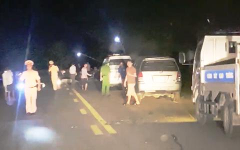 Truy tìm xe ô tô đâm chết người trên đường tránh Vinh rồi bỏ chạy