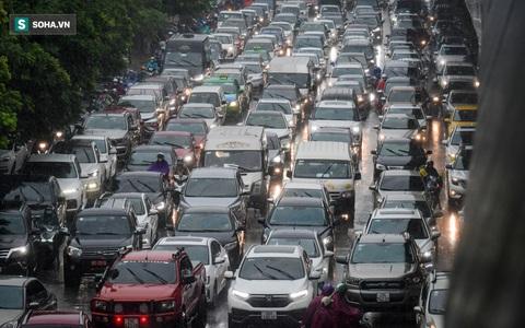 Chuyên gia: Đề xuất lập 87 trạm thu phí xe vào nội đô Hà Nội 'hơi vội vàng, thiếu khả thi'