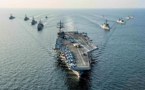 Khả năng sử dụng vũ khí hạt nhân của đội tàu mặt nước Mỹ khiến các đối thủ dè chừng