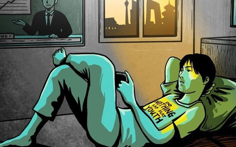 """Thế hệ người trẻ """"nằm thẳng"""" ở Trung Quốc: Làm ít, chi tiêu ít, """"mặc kệ đời"""""""