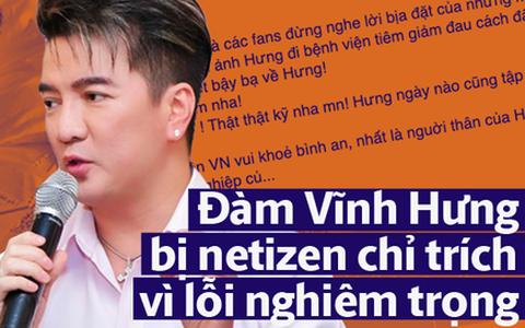 Cộng đồng mạng phẫn nộ vì Đàm Vĩnh Hưng 'quên' quần đảo Hoàng Sa - Trường Sa khi đăng ảnh khoe viết lời bài hát mới theo hình chữ S