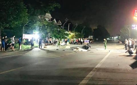 2 người tử vong khi xe máy đối đầu, sáng hôm sau phát hiện thi thể thứ 3 dưới mương nước
