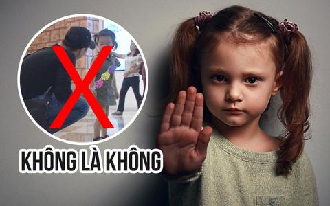 dạy con nói không với người lạ: Mẹ Hàn Quốc dạy con gái bé nhỏ cách tránh xa kẻ ấu dâm