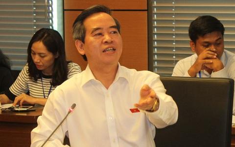 Nguyễn Văn Binh Ong Nguyễn Văn Binh Xử Ly Nợ Xấu Ngan Hang Như Chữa Bệnh Tăng Xong