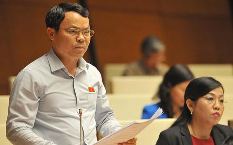 Kết quả hình ảnh cho Đại biểu Nguyễn Tiến Sinh