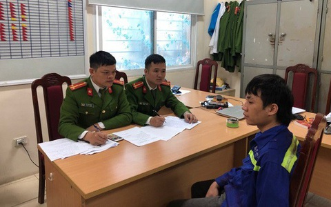 Trốn truy nã từ Sơn La về Hà Nội làm công nhân xây dựng