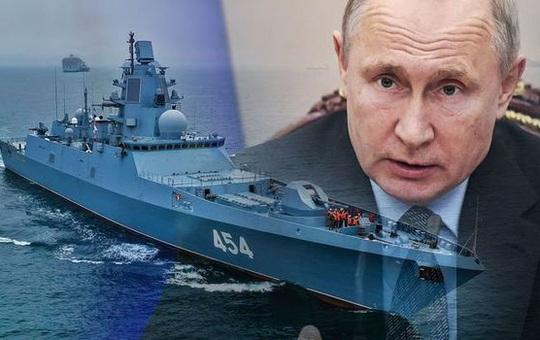 Trung Quốc có thể đưa ra thỏa thuận bất thường, Nga sẽ đánh đổi 1 vũ khí rất 'khủng' để lấy tàu chiến?