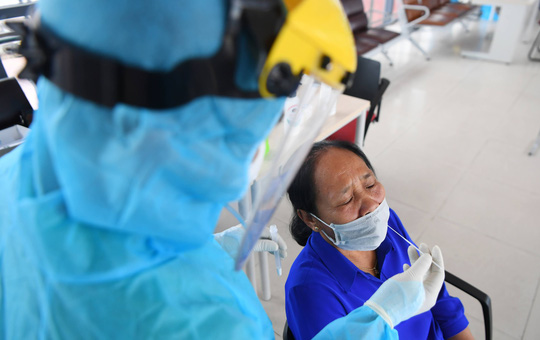 Trưa 27/7, Hà Nội ghi nhận 36 ca dương tính SARS-CoV-2, trong đó 26 người được phát hiện ở cộng đồng