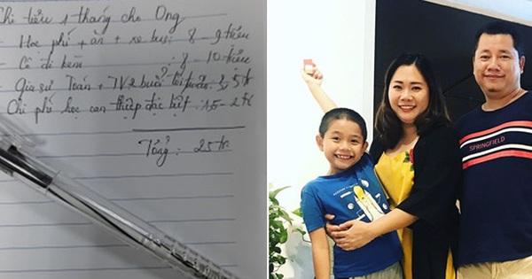 Mẹ Hà Nội có con tự kỷ tiết lộ bảng chi tiêu với con số giật mình và những gian nan phát khóc khi trẻ VIP tới trường