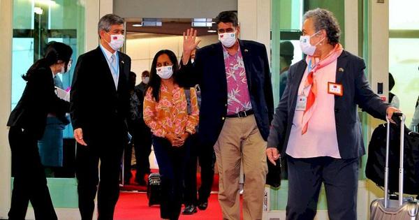 Đại sứ Mỹ cứng rắn với TQ đến Đài Loan lần đầu tiên sau 43 năm: Mỹ đã không  còn kiêng dè Bắc Kinh?