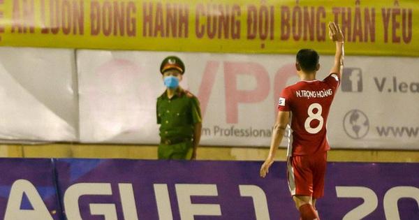 Cầu thủ Nghệ An ở Viettel nói lời yê